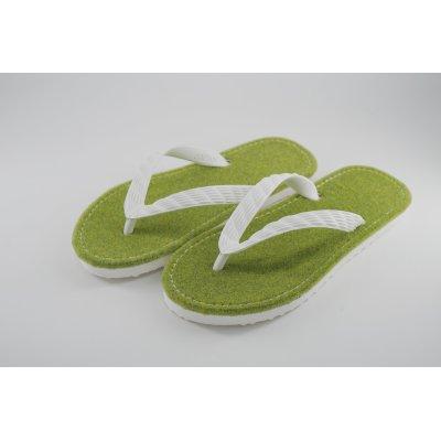 画像4: 「芝生」(新色)ビーチサンダル 24cm・27cm 2サイズ